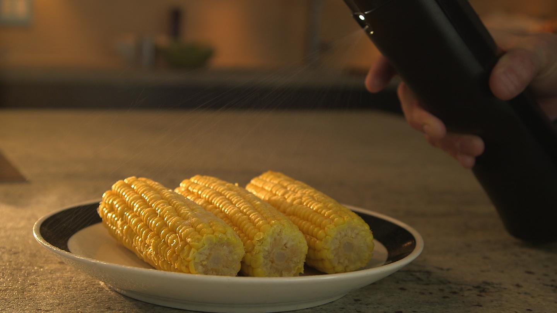 """""""biēming"""" corn on the cob"""