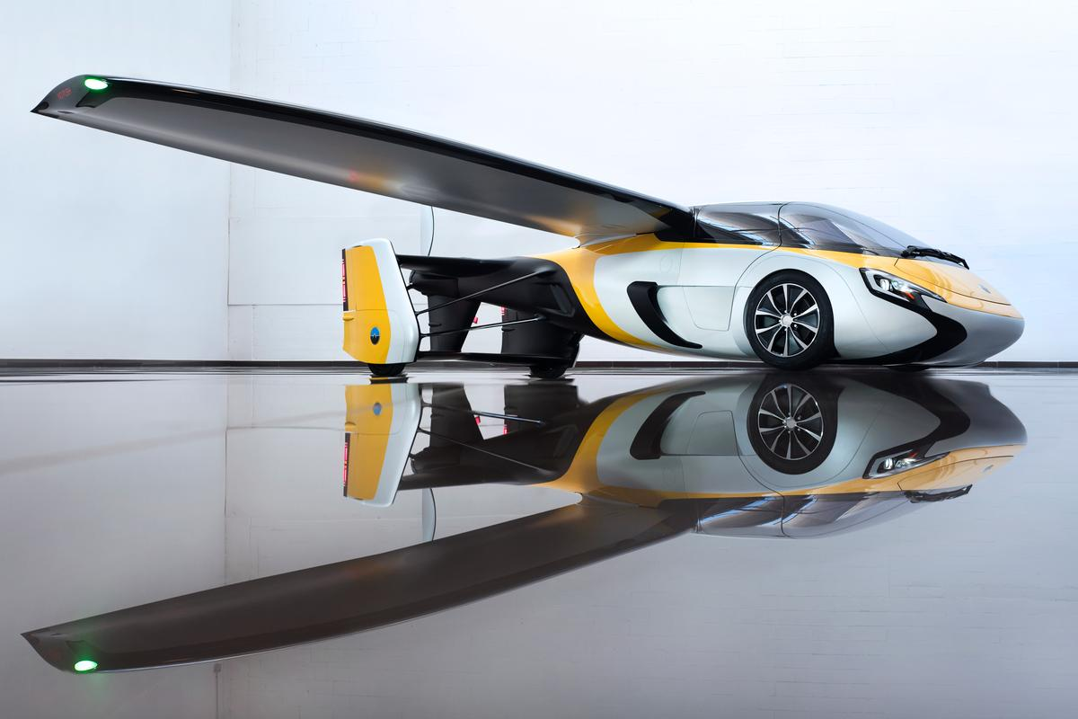 The AeroMobil Flying Car will require a pilot's license