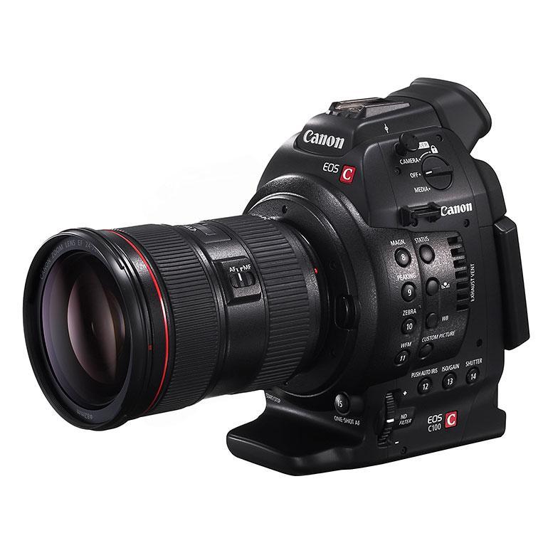 Canon EOS C100 Professional Video Camera