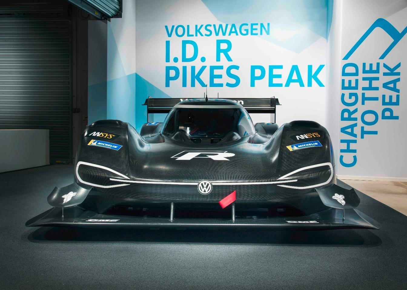 Just like the VW Golf entered in the race in 1987, the I.D. R Pikes Peak will be powered by twin engines