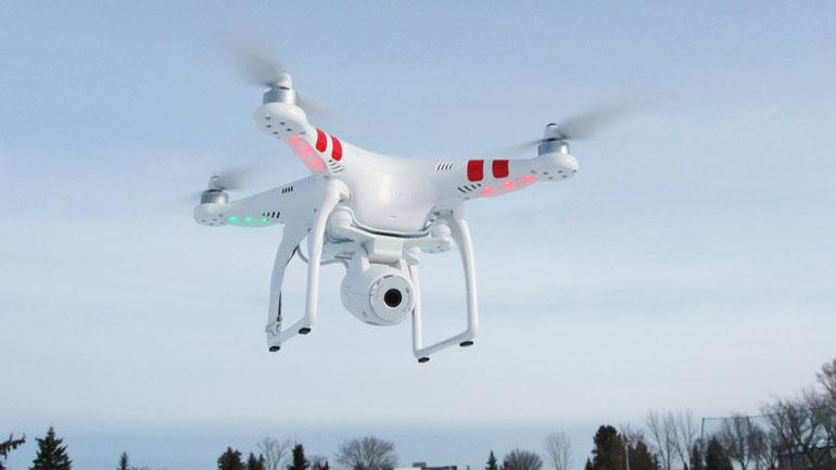 Walmart plants to begin testing DJI's drones for delivery and other purposes