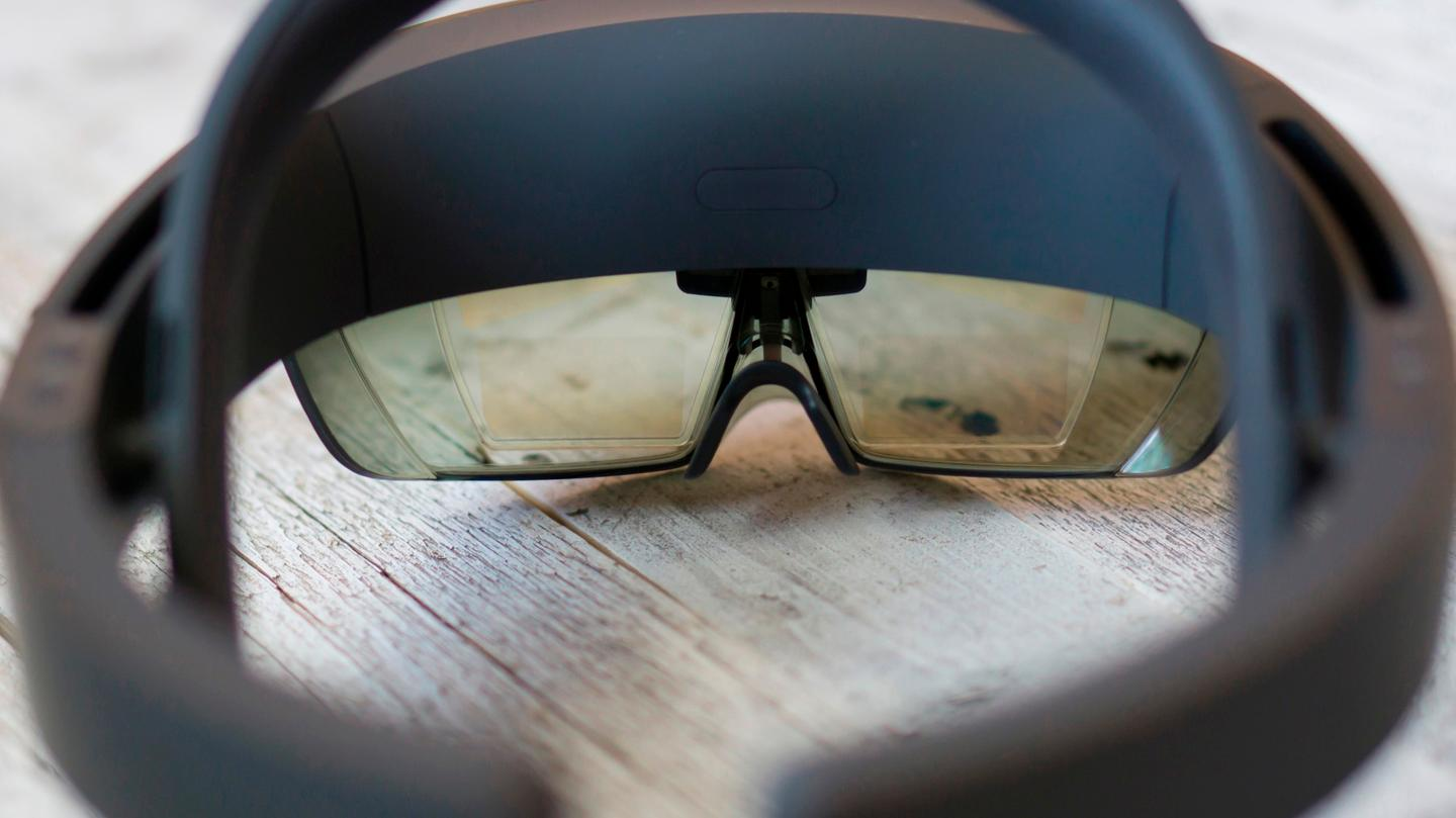 HoloLens or just hollow lenses? We temper expectations with a few mockups of what the AR headset's field of view really looks like