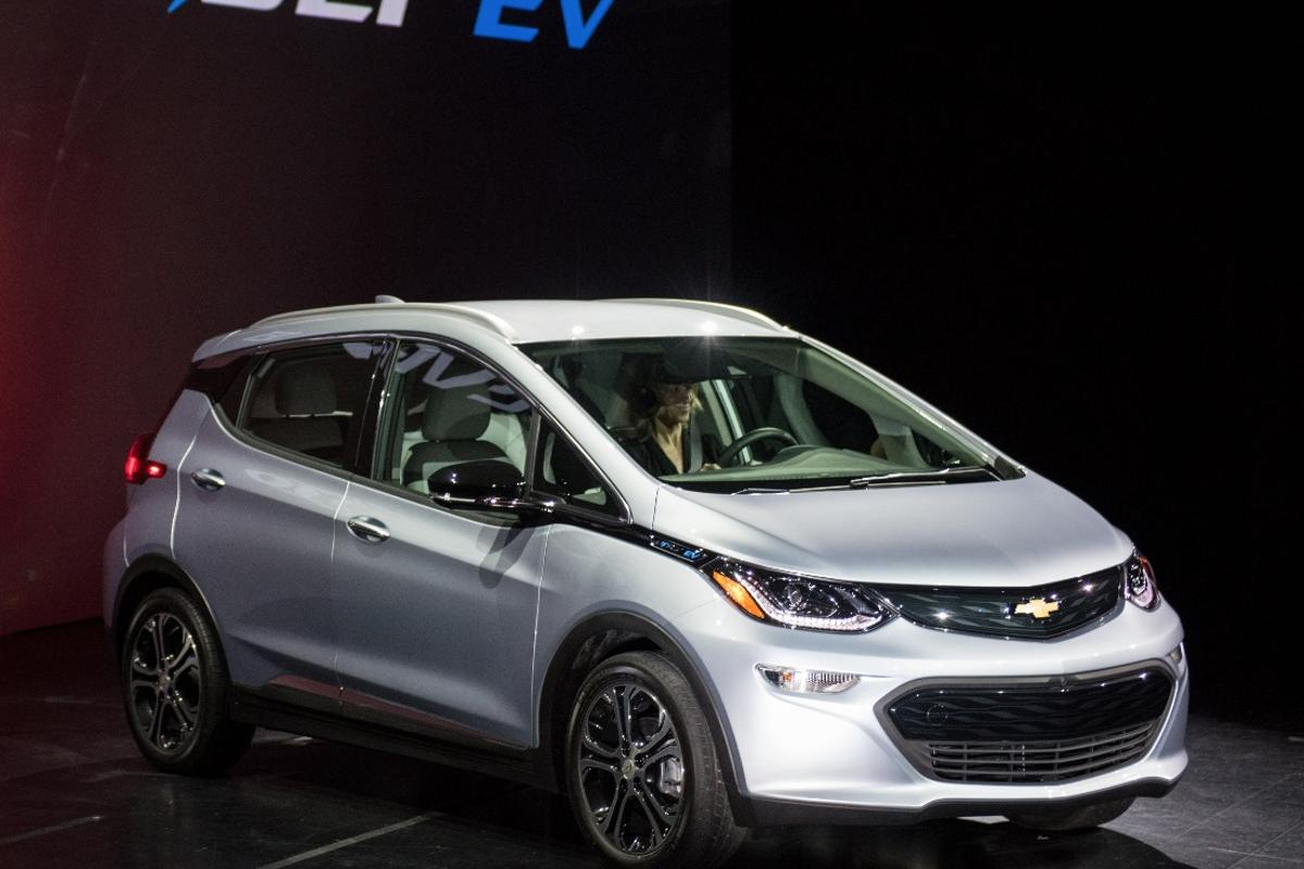 Chevy has delivered on its promise for an affordable production EV with the Bolt, launched at CES today