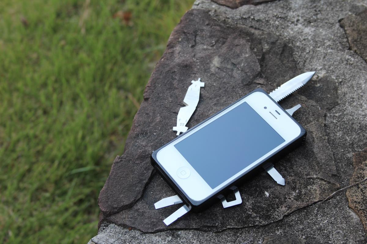 TaskOne transforms the iPhone into a multi-tool