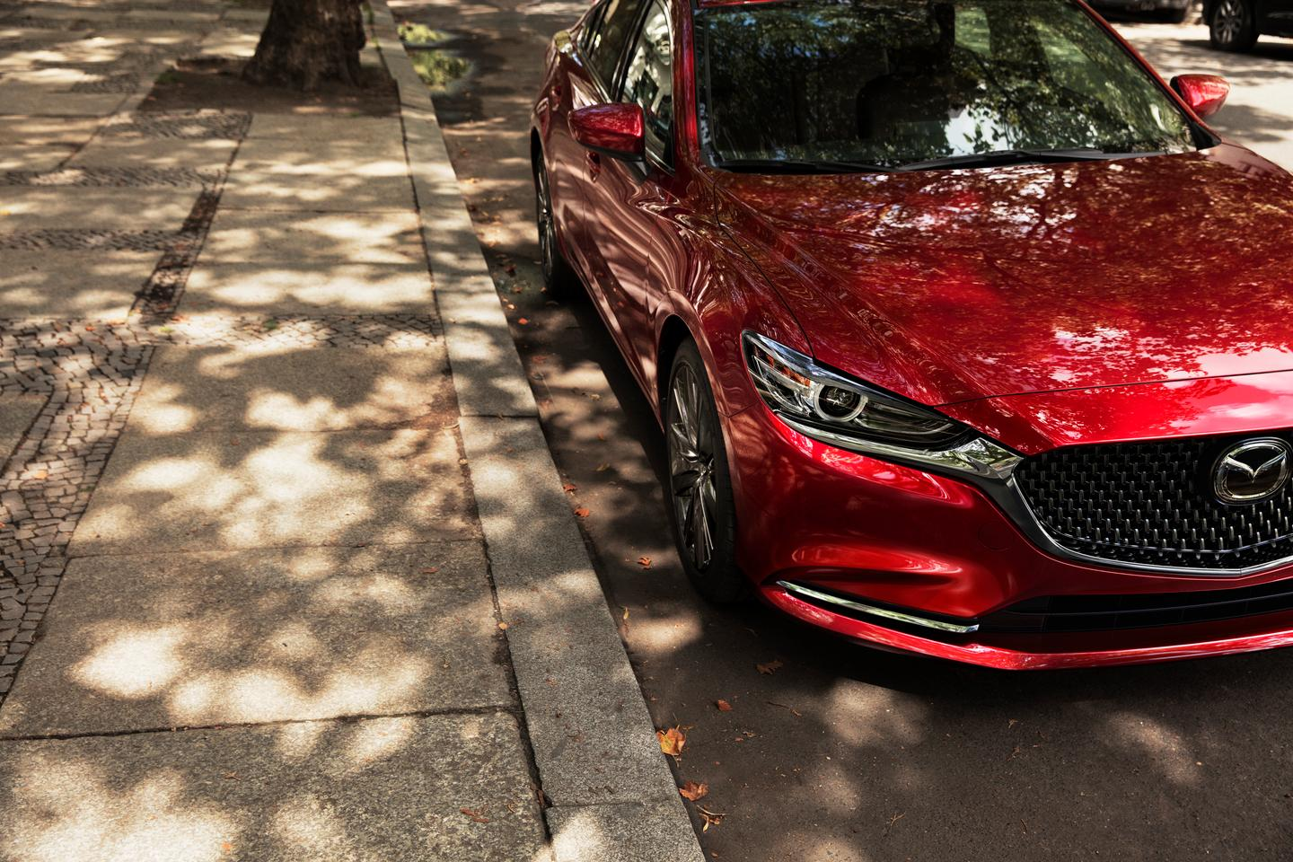 The most significant of the 2018 Mazda6's upgrades are those being made under the hood