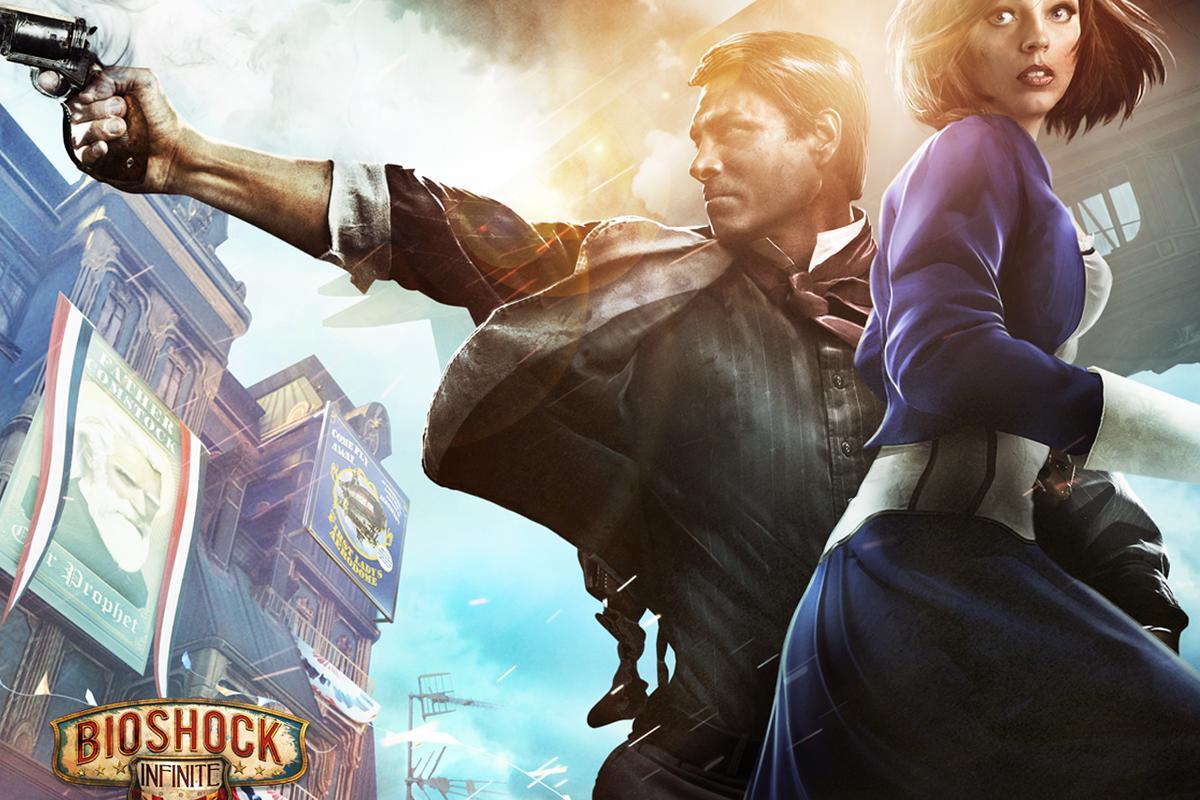 Gizmag reviews Bioshock Infinite