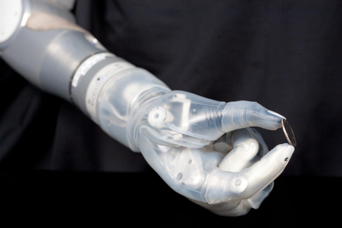 The FDA has given approval for commercial marketing of the DEKA Arm