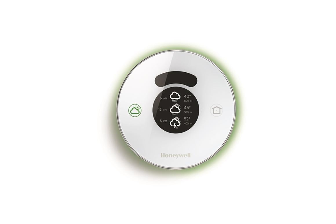 Honeywell has announced the Lyric smart thermostat