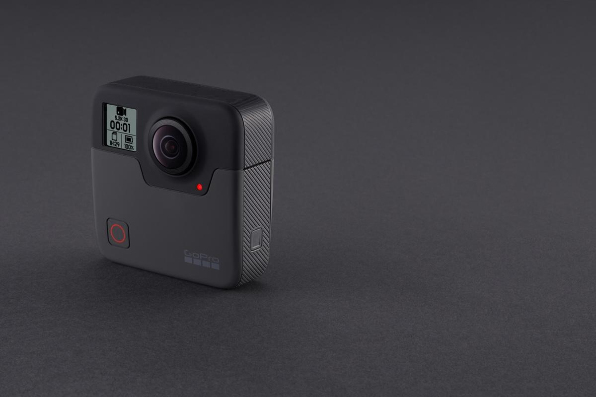 The GoPro Fusion is nowavailable for preorder