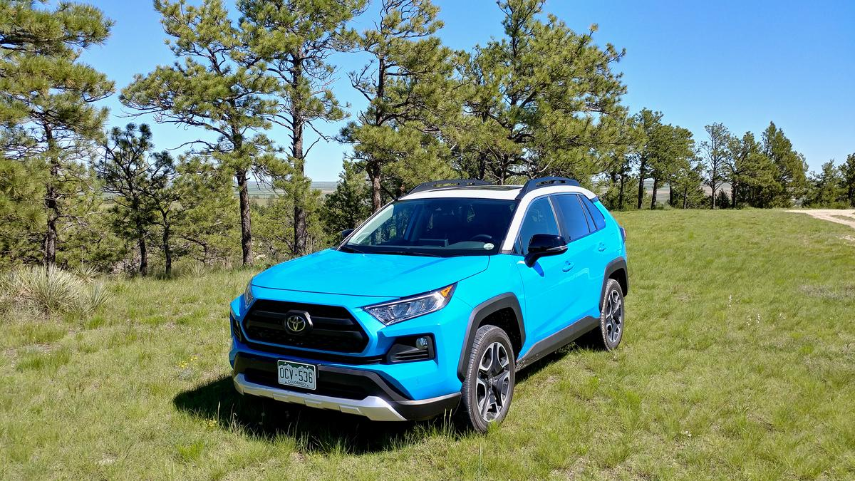 In many ways, this new 2019 Toyota RAV4 is far better than the previous generation of the crossover