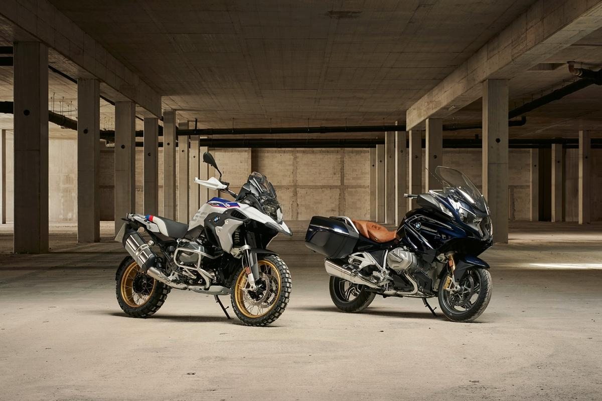 The 2019 BMW R 1250 GS and RT will be the first motorcycles to feature the new ShiftCam-equipped  boxer motor