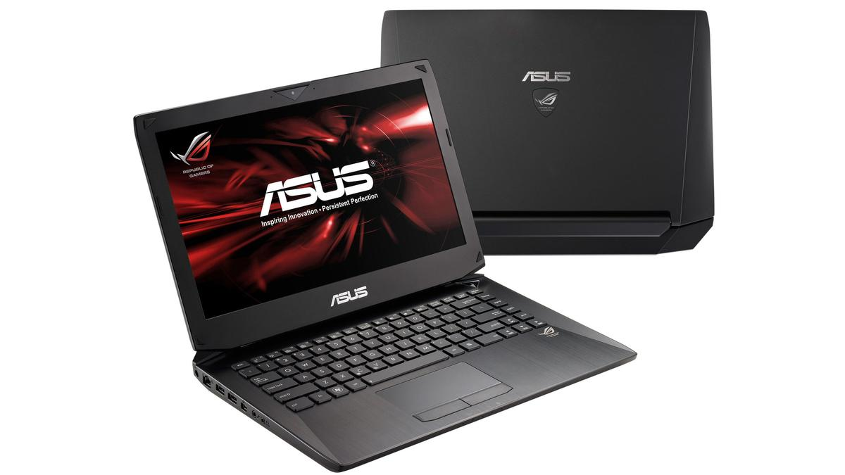 ASUS has launched the 14-inch Republic of Gamers G46VW gaming notebook