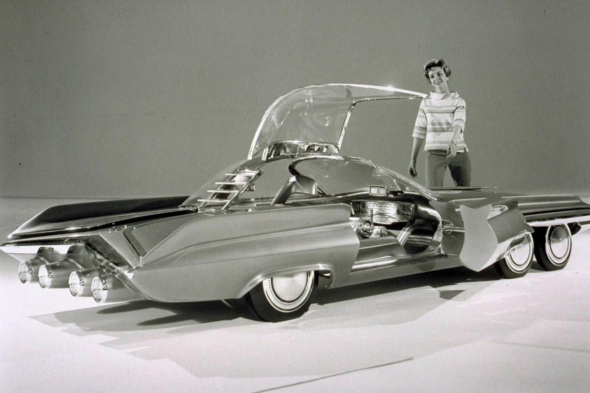 Ford Concept Cars >> Ford Seattle Ite One Of History S Most Significant Concept Cars