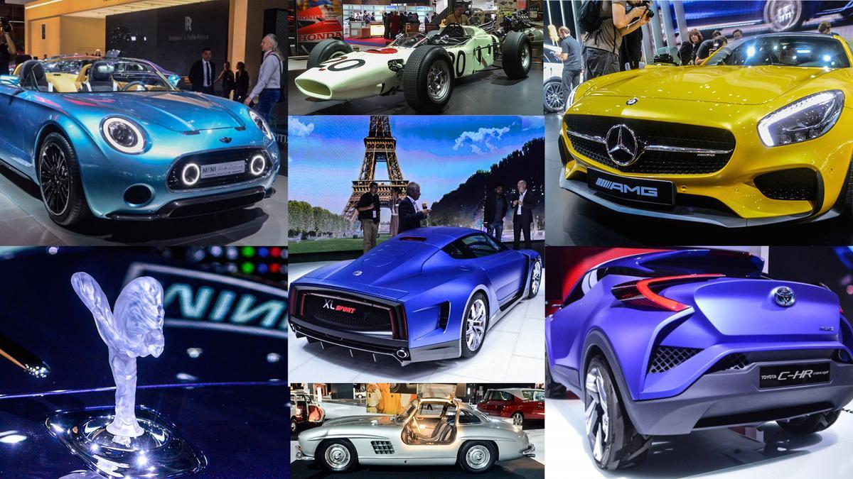 In pictures: 2014 Paris Motor Show (Photos: C.C. Weiss/Gizmag)