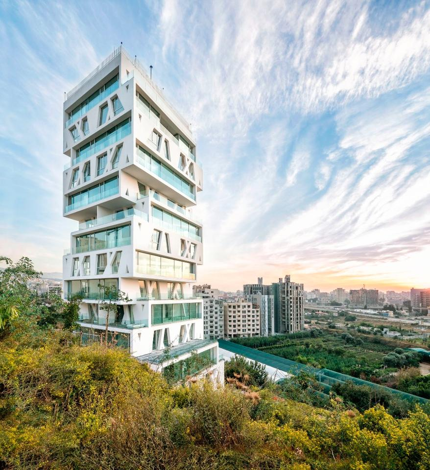 Big, bold and beautiful: The world's best new tall buildings
