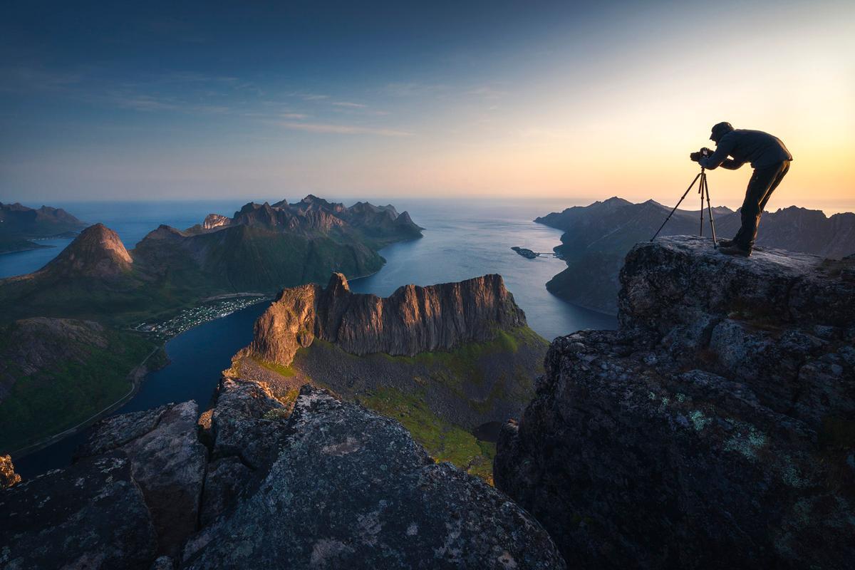 Commended, Thrills & Adventures. Senja Island, Norway
