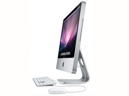 Apple's updated all-in-one iMac