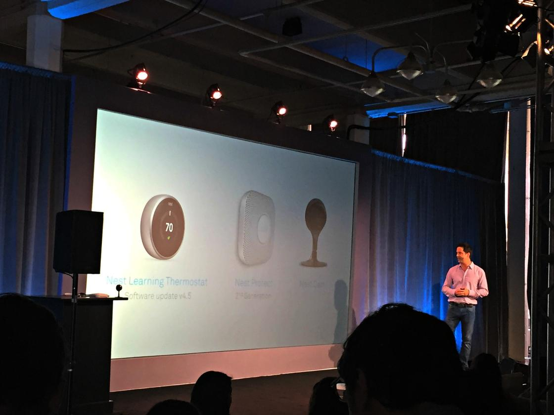 Nest has announced updates to its thermostat, Nest Protect, and Dropcam