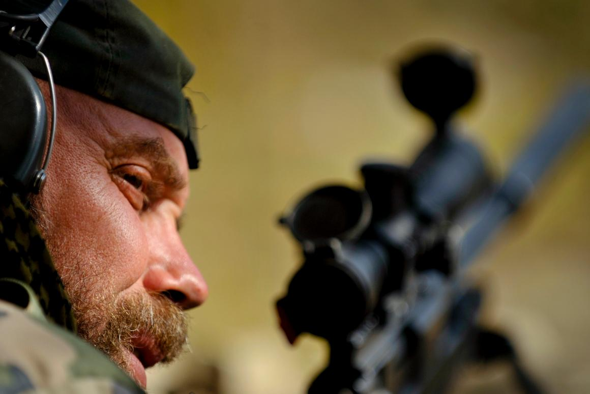 World's longest sniper kill - 2 47km twice!