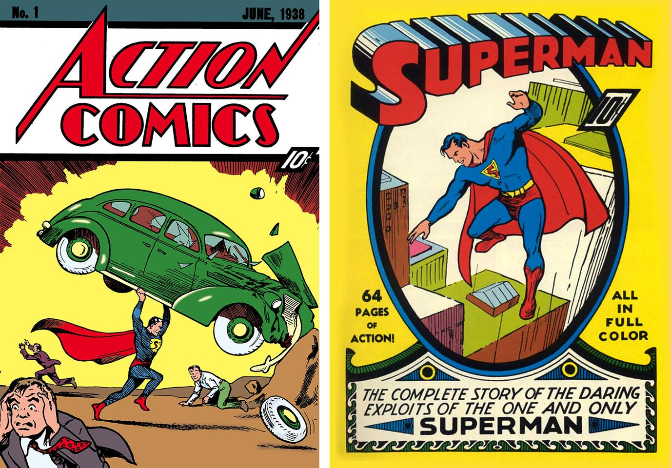 Comic art values surge as Tintin flies past Superman, Batman