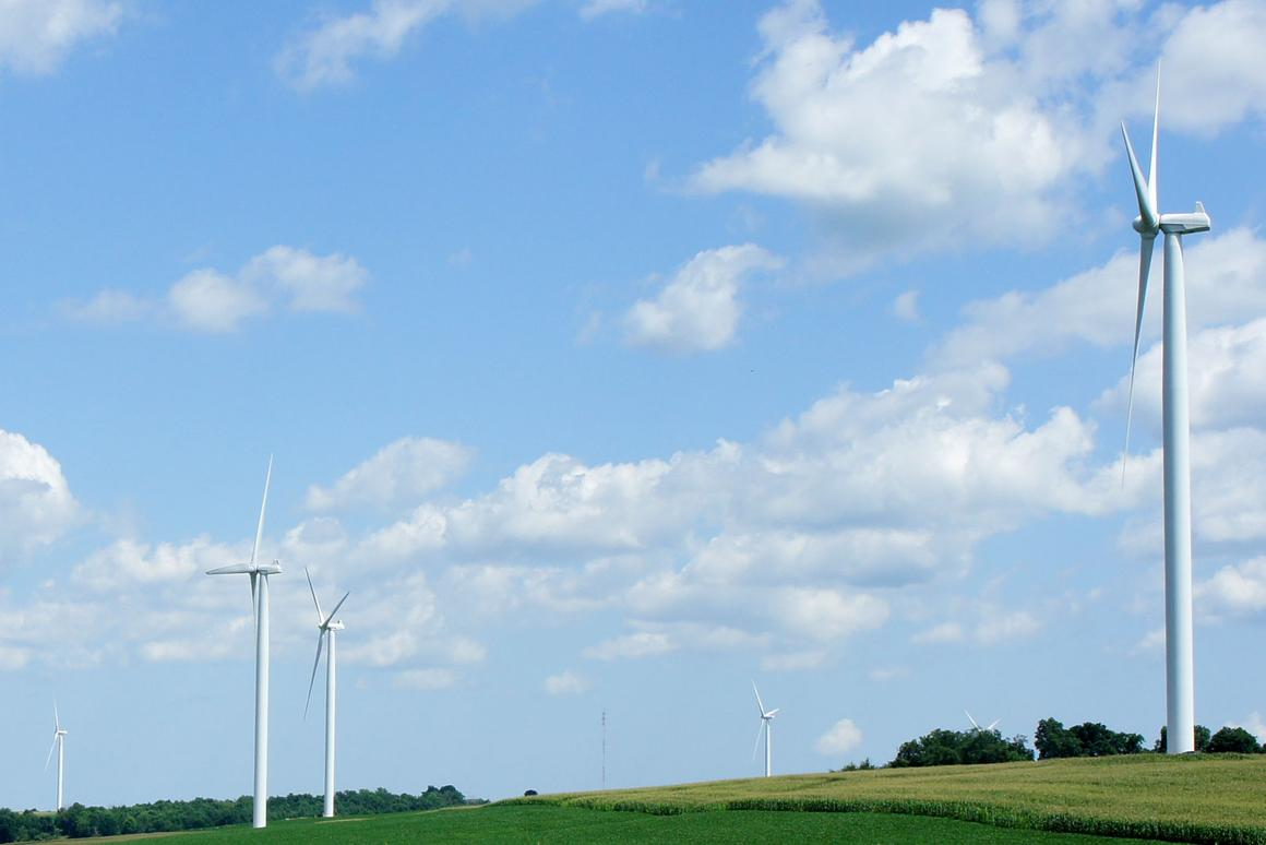 Renewable sources accounted for more than 20 percent of the country's electricity generation in the first half of 2011 (Photo: Gizmag.com)