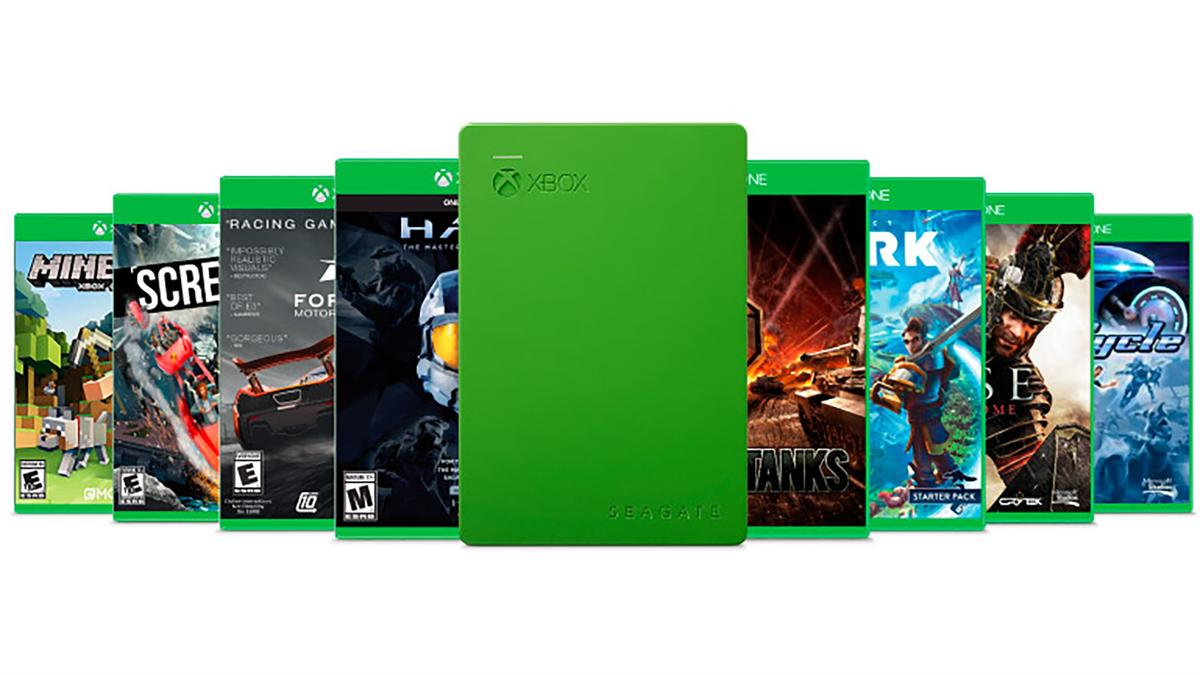 It'll even look at home next to the system, sporting the green and black brand colors and Xbox logo