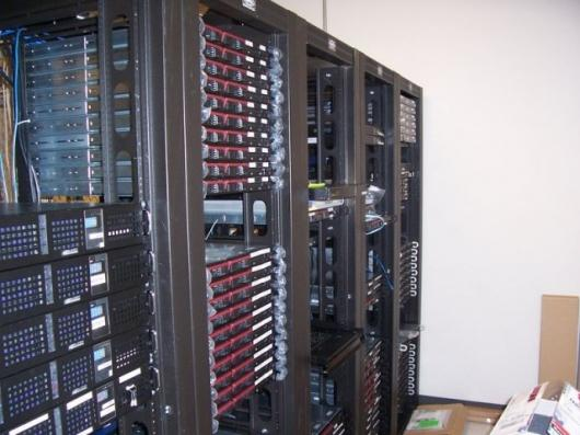 A new UM approach could save data center energy (Image: Kyle Anderson)
