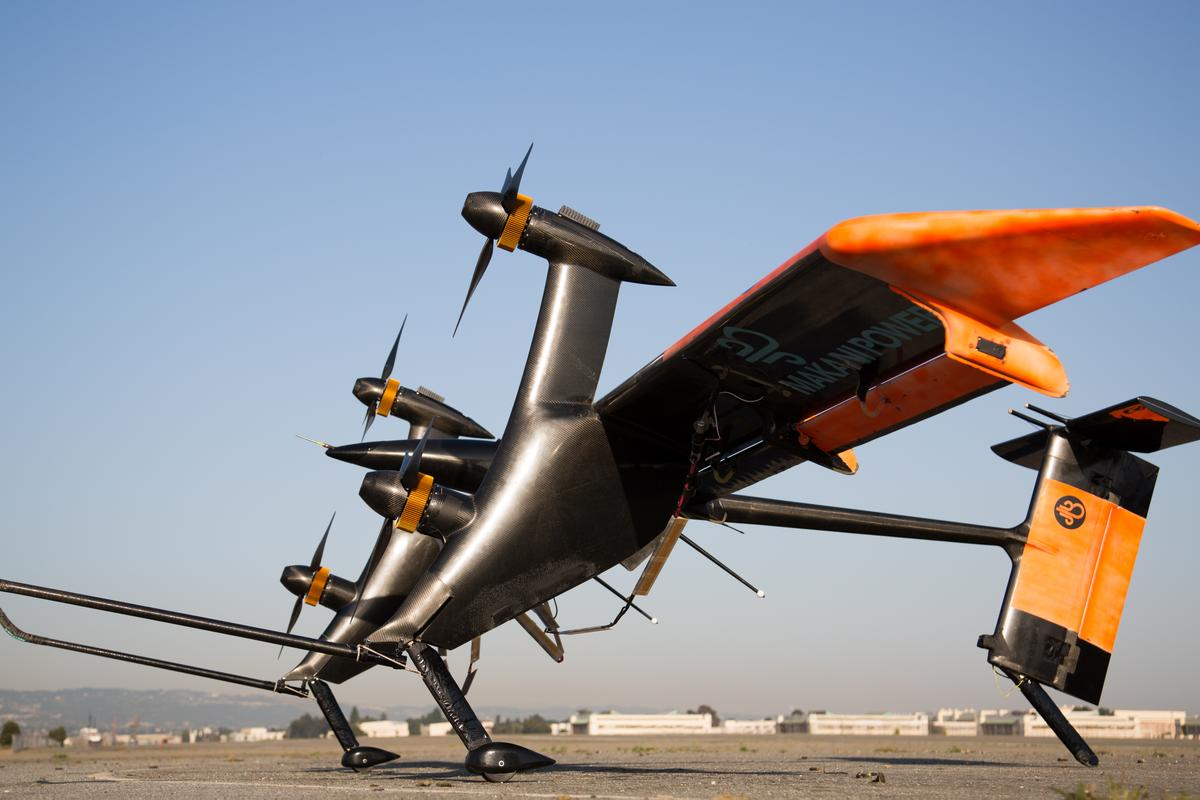 Makani Power's Wing 7 prototype Airborne Wind Turbine (AWT) will now benefit from the backing of Google X