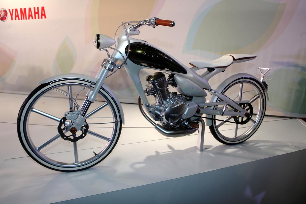 The Yamaha Y125 concept