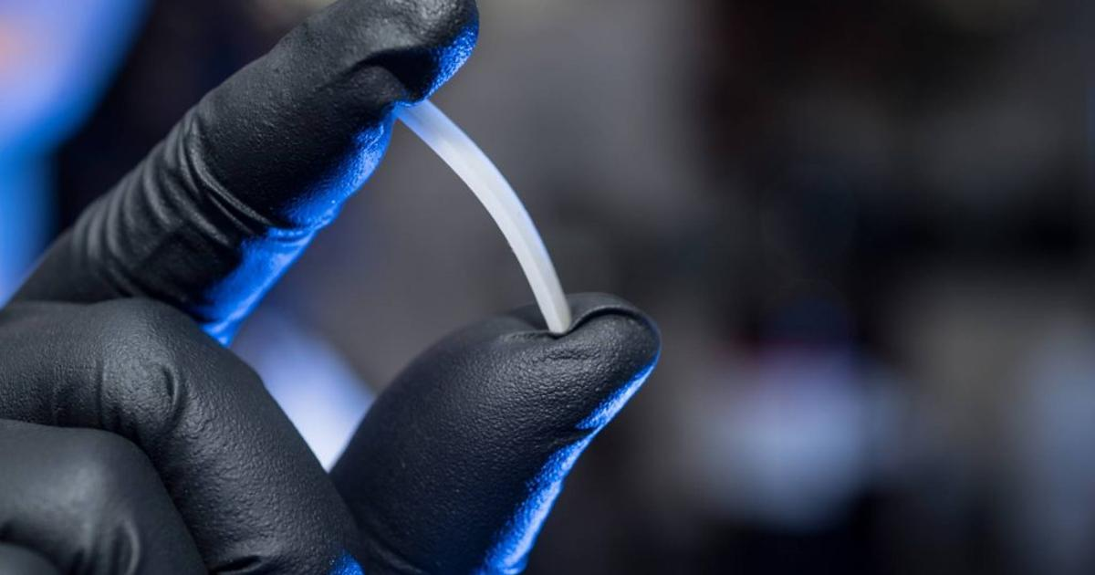 New polymer could make for infinitely-recyclable plastics