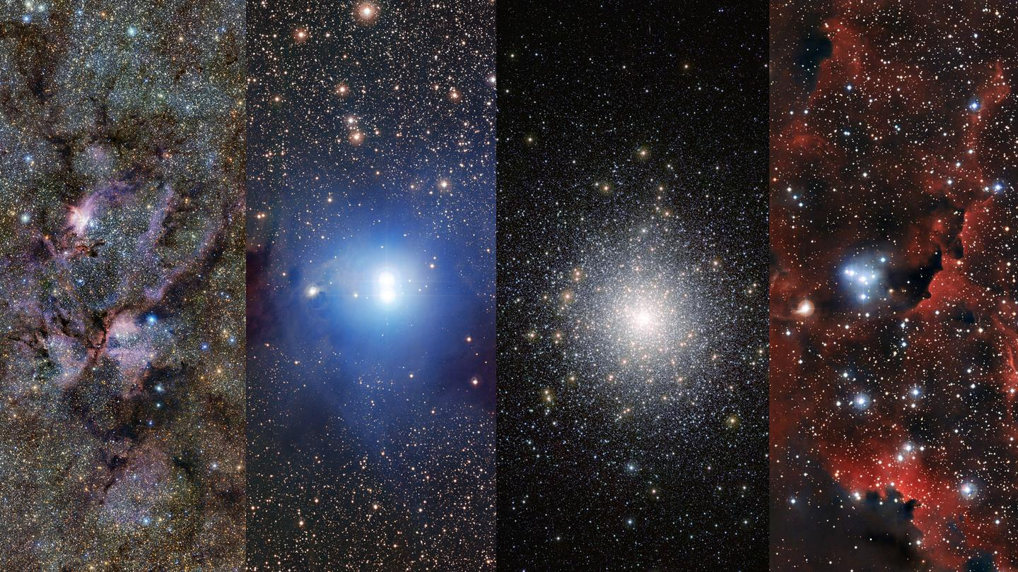 A look at some of the ESO's best images of 2013