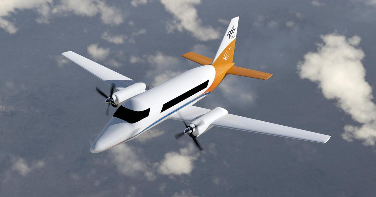 Electric aircraft could find a role on short-range commuting routes