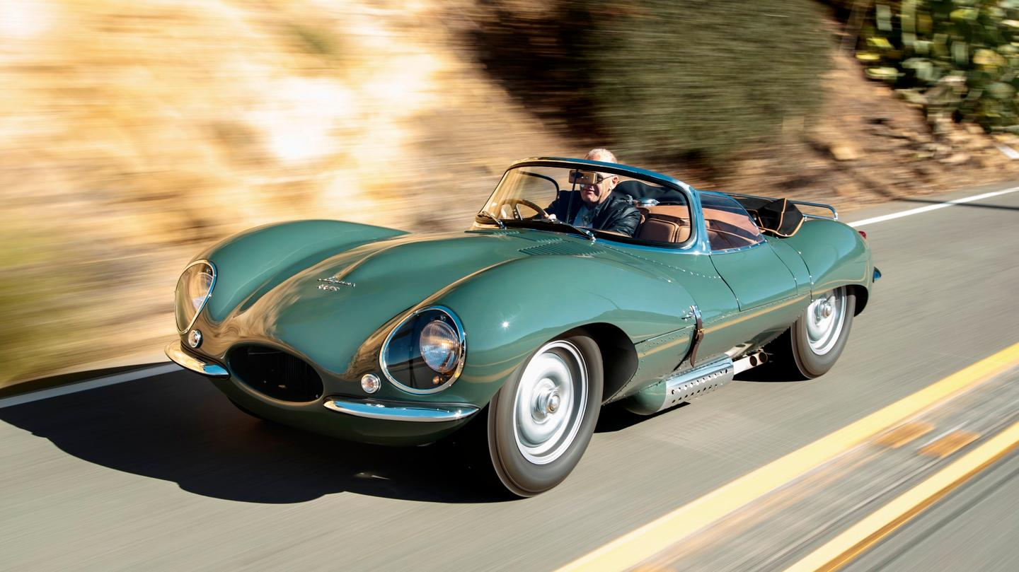 "The Jaguar Classic ""continuation"" 1957 XKSS"