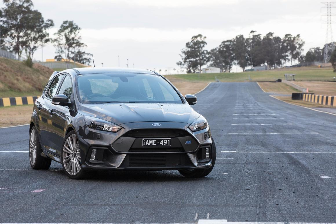 A day out with the Ford Focus RS
