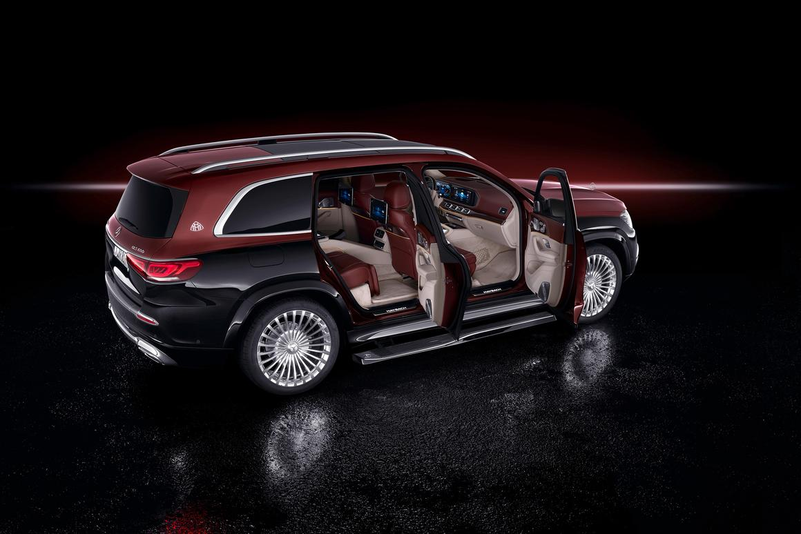 Image result for Maybach SUV