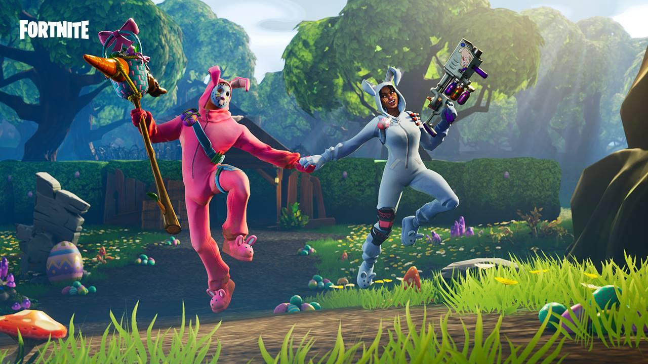 Fortnite's battle royale mode is totally free to play, so the barrier to entry is a games machine (an iPhone will do) and an internet connection