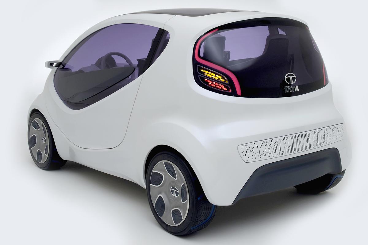 The Tata Pixel Concept