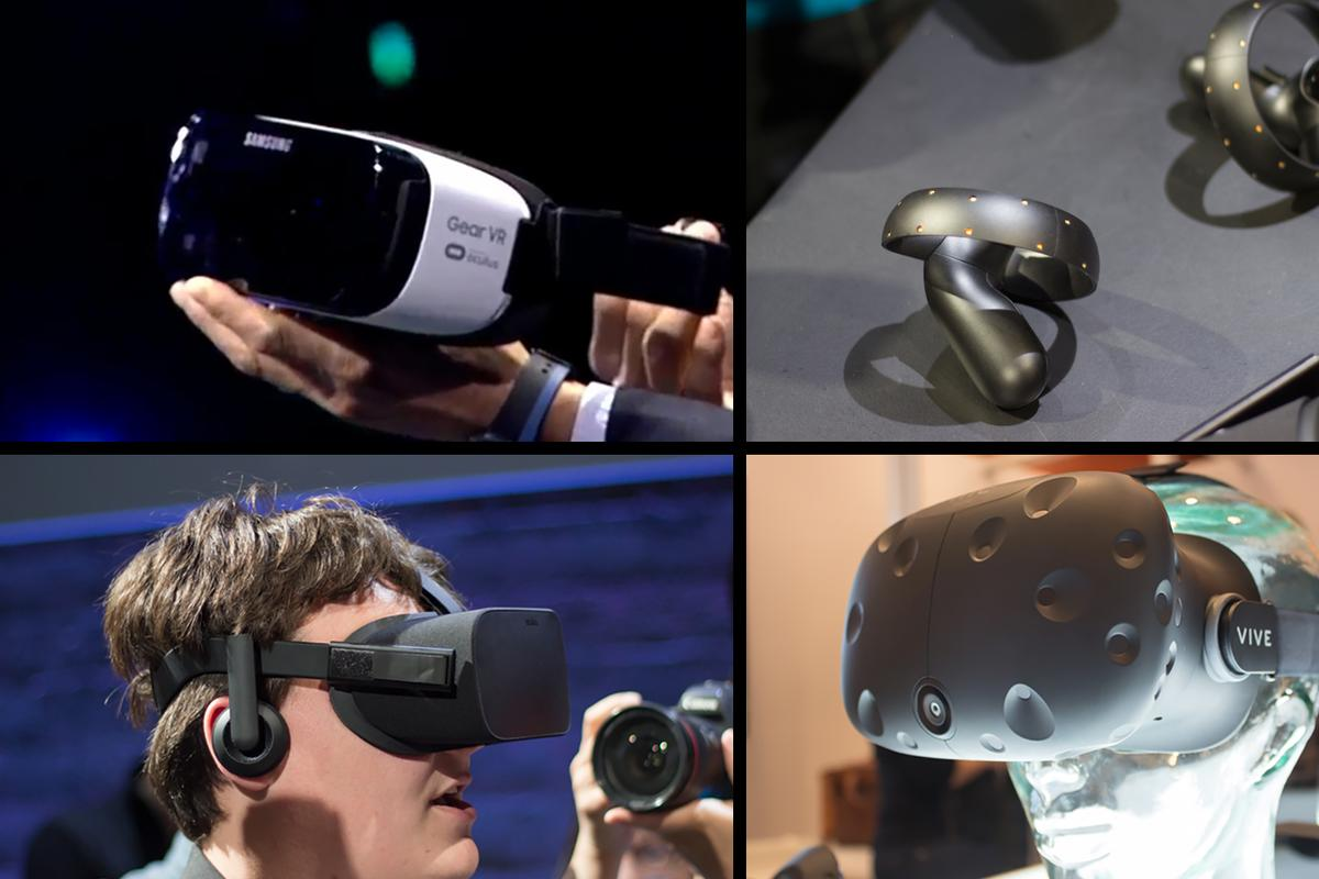 We've had different versions of the Gear VR for 15 months, and we've had many demos with the Oculus Rift and HTC Vive – allow us to lend you some perspective