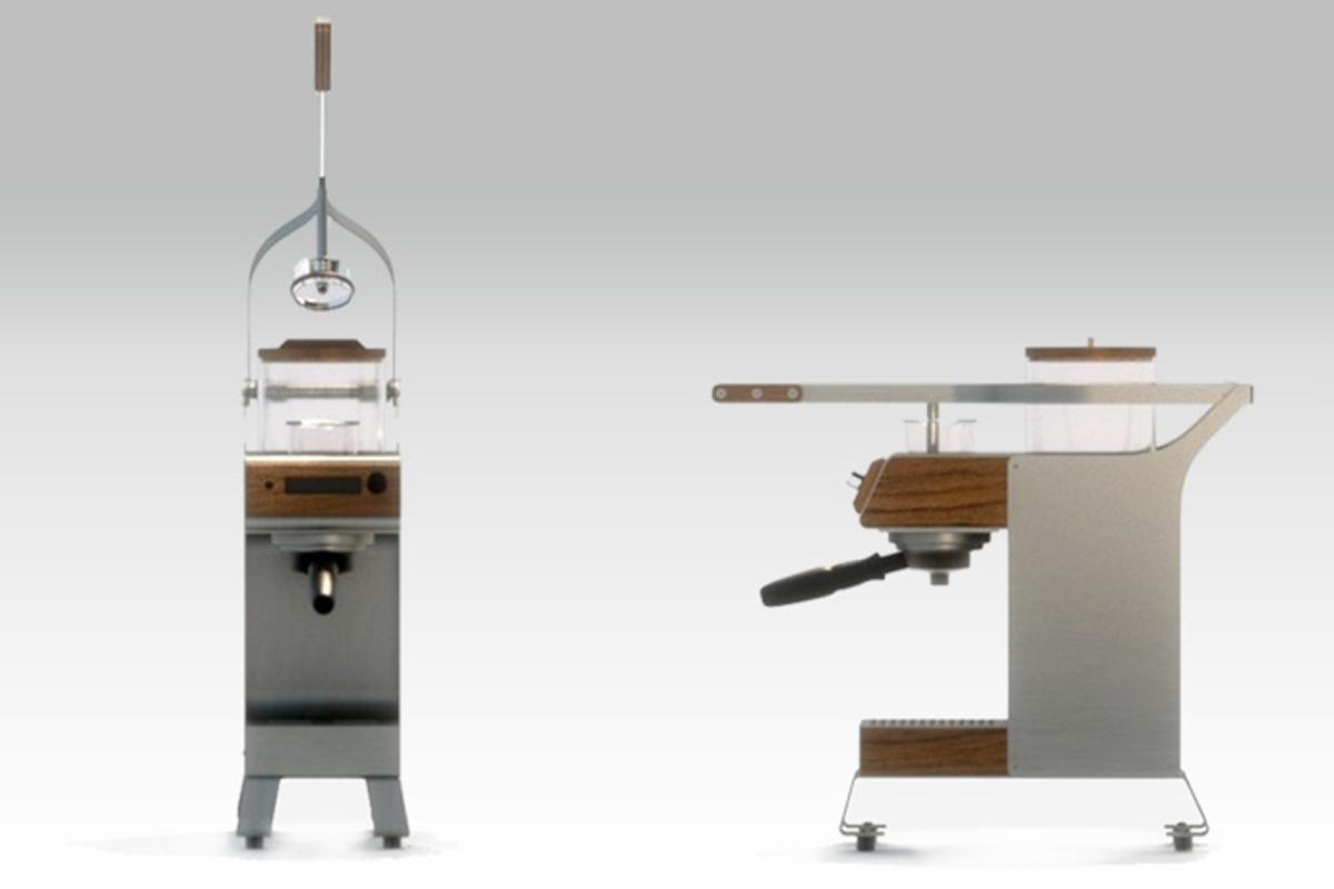 The Blossom One Limited affords complete control of the brewing process – including temperature, pressure, volume and time