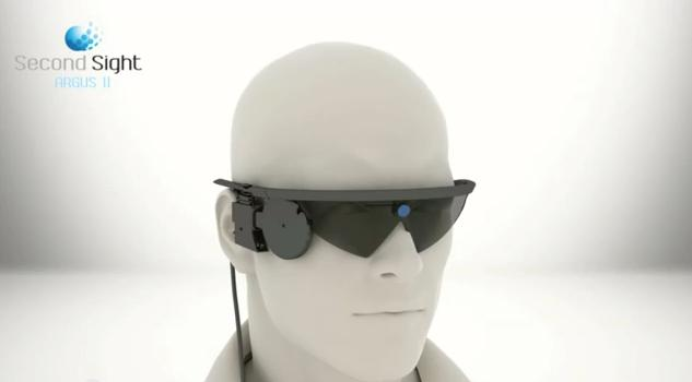 "The Argus II ""bionic eye"" has received U.S. market approval from the Food and Drug Administration"