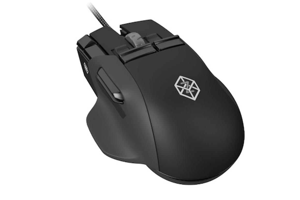 Swiftpoint's Z mouse incorporates tilt and pivot functionality, as well as the ability to lift it off the desk