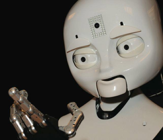 The US Navy's Octavia robot