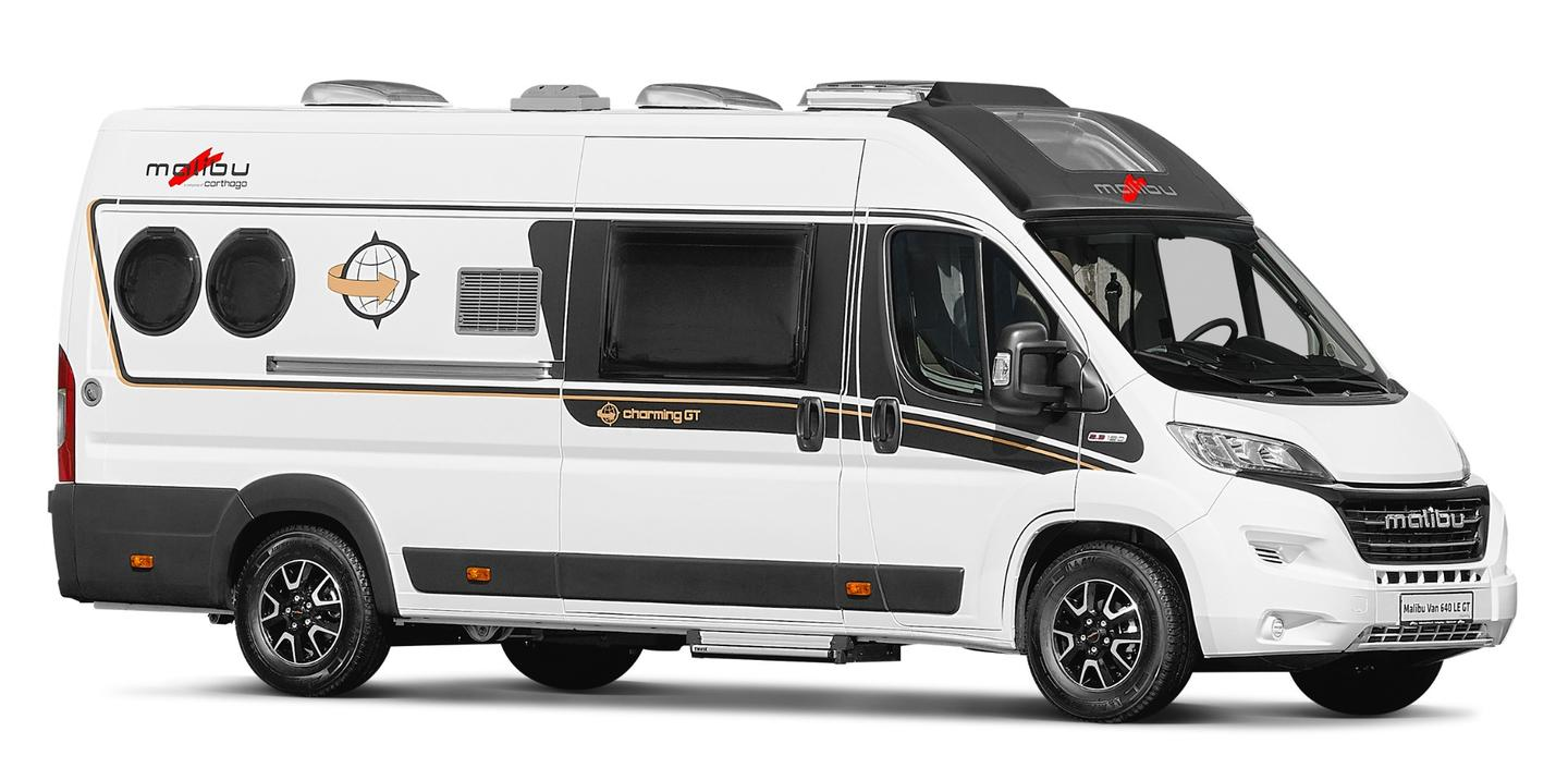 Malibu adds a touch of grand touring to its latest camper van