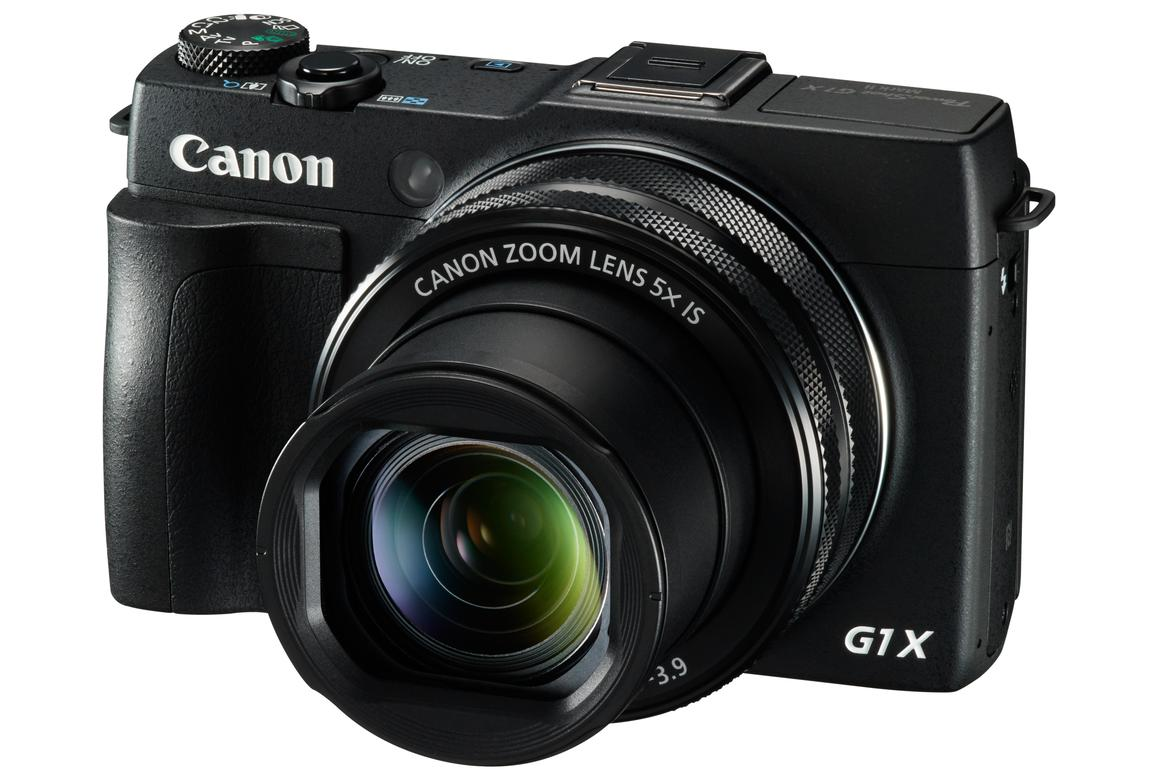 The Canon PowerShot G1 X Mark II is the latest flagship compact camera from Canon