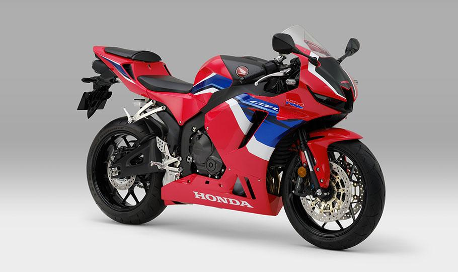 Honda's CBR600RR has gone fully electronic for 2021