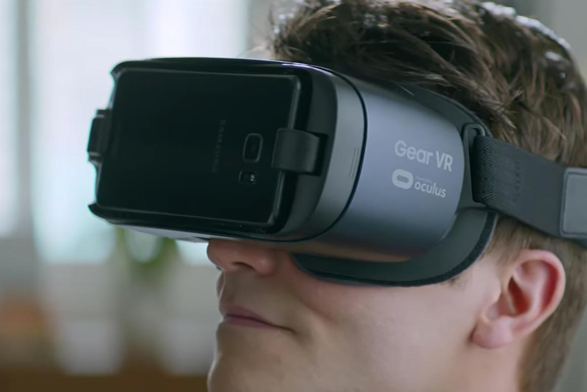 Samsung'snew Gear VR