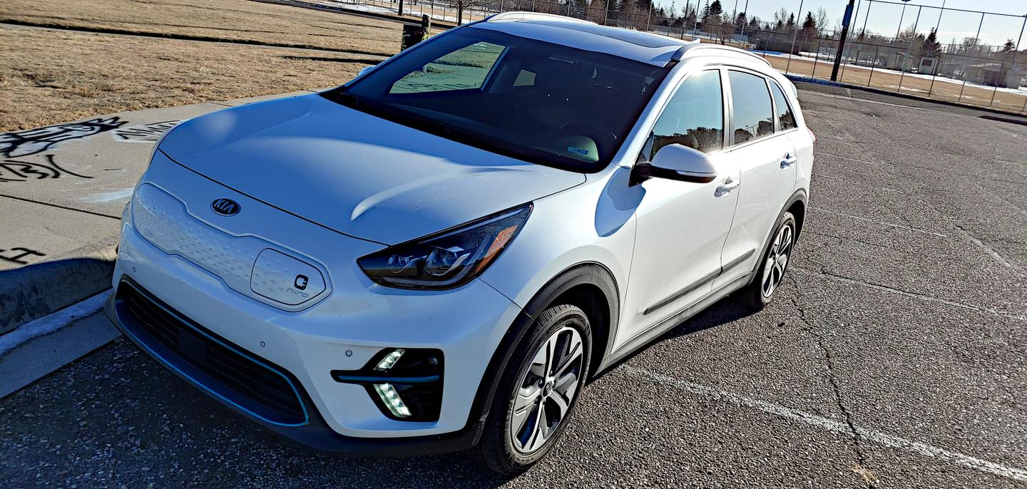 The Kia Niro EV is a good illustration of where electric vehicles are right now and why they are useful, but o