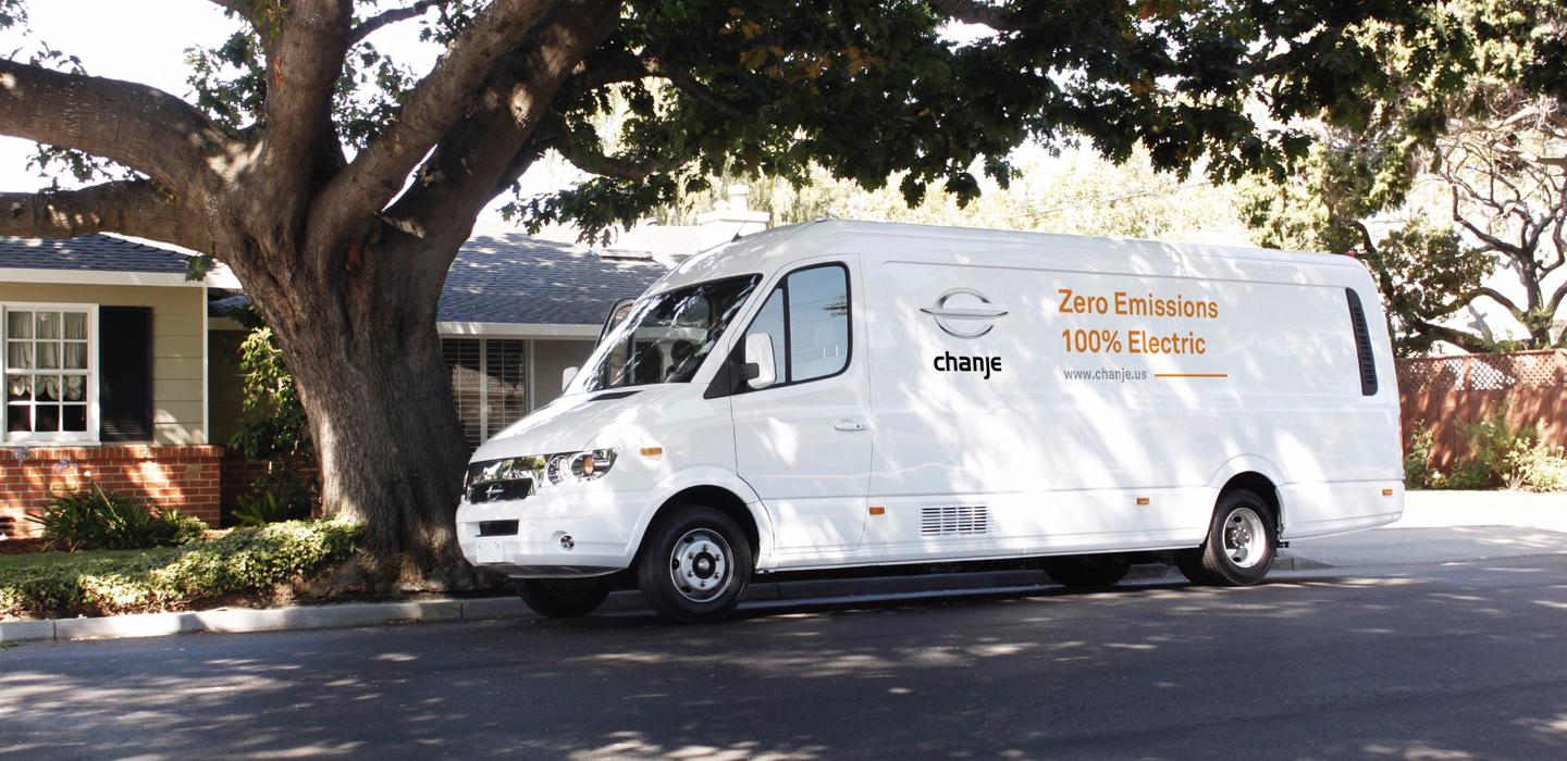 Chanje Electric is moving into an increasingly confident marketplace