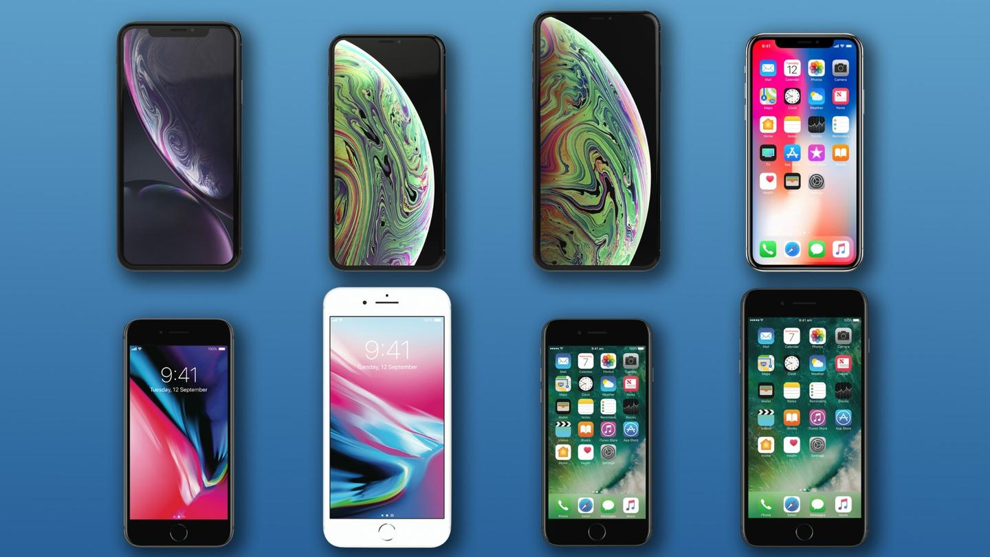 New Atlas compares the specs and features of the iPhone XR, XS, XS Max, X, 8, 8 Plus, 7 and 7 Plus