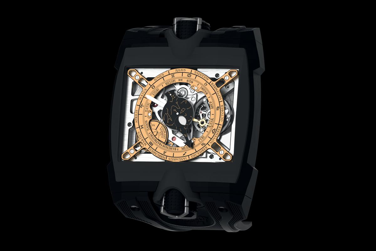 Hublot's Antikythera watch - up for auction
